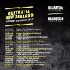 Dispatch 360 Sound - Ant TC1 B2B DLR, 'All Dispatch' NZ & Australia tour Oct & Nov 2017 Promo mix