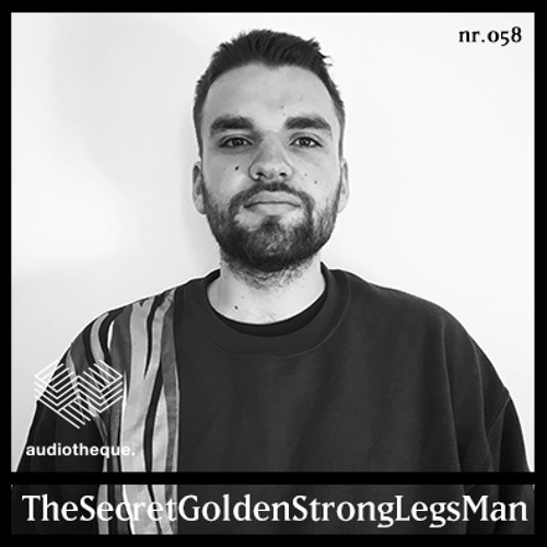 audiotheque.058 - The Secret Golden Strong Legs Man