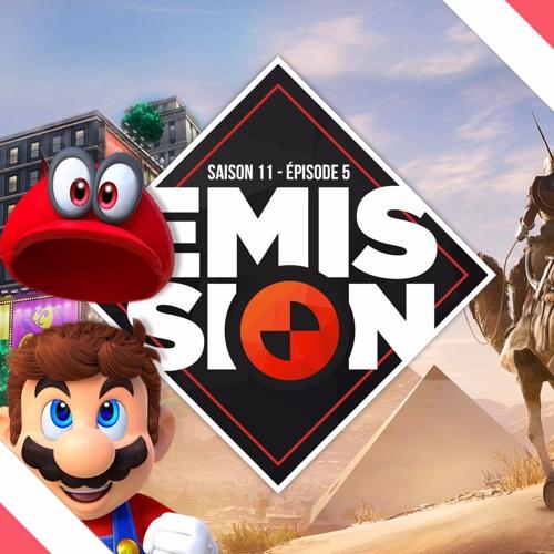Gamekult l'émission #346 : Mario Odyssey / AC Origins
