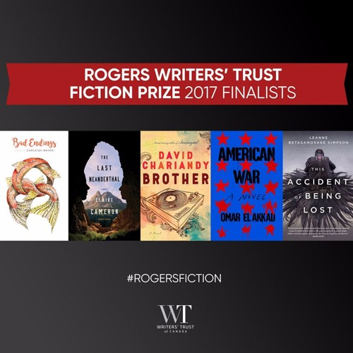 Rogers Writers' Trust Fiction Prize Finalists: In Conversation at IFOA
