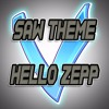 SAW THEME (HELLO ZEPP) [EPIC METAL COVER] (Little V)