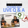LIVE Q & A - Business Of Strength Podcast