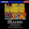 09 Brahms  6 Piano Pieces, Op. 118 - 6. Intermezzo In E Flat Minor