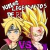 Son Gohan vs Boruto Uzumaki. Duelos Legendarios de Rap de la Historia Temporada 2
