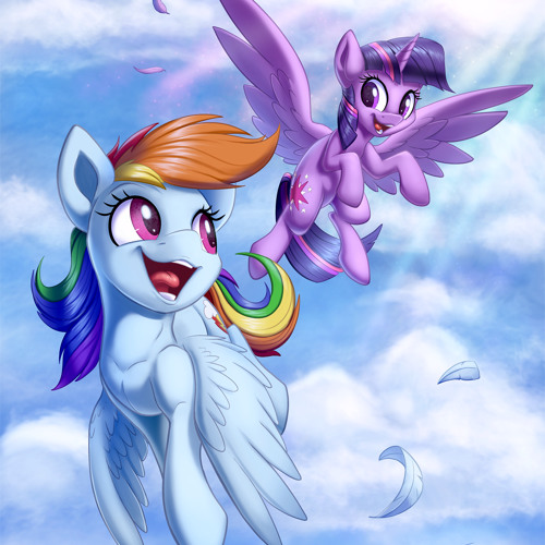 Tridashie - Pony Girl (feat. Hatsune Miku & Megurine Luka)