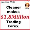 Cleaner to Millionaire: Ben Cohen makes $1.8Million Trading Forex