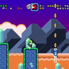 SMW Central VLDC9 - Abstract Map