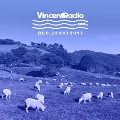"DJ Holiday (seminishukei) ""Hood Calls."" Vincent Radio Oct. 2017"
