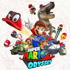 Main Theme / Fossil Falls (Cascade kingdom) - Super Mario Odyssey Soundtrack