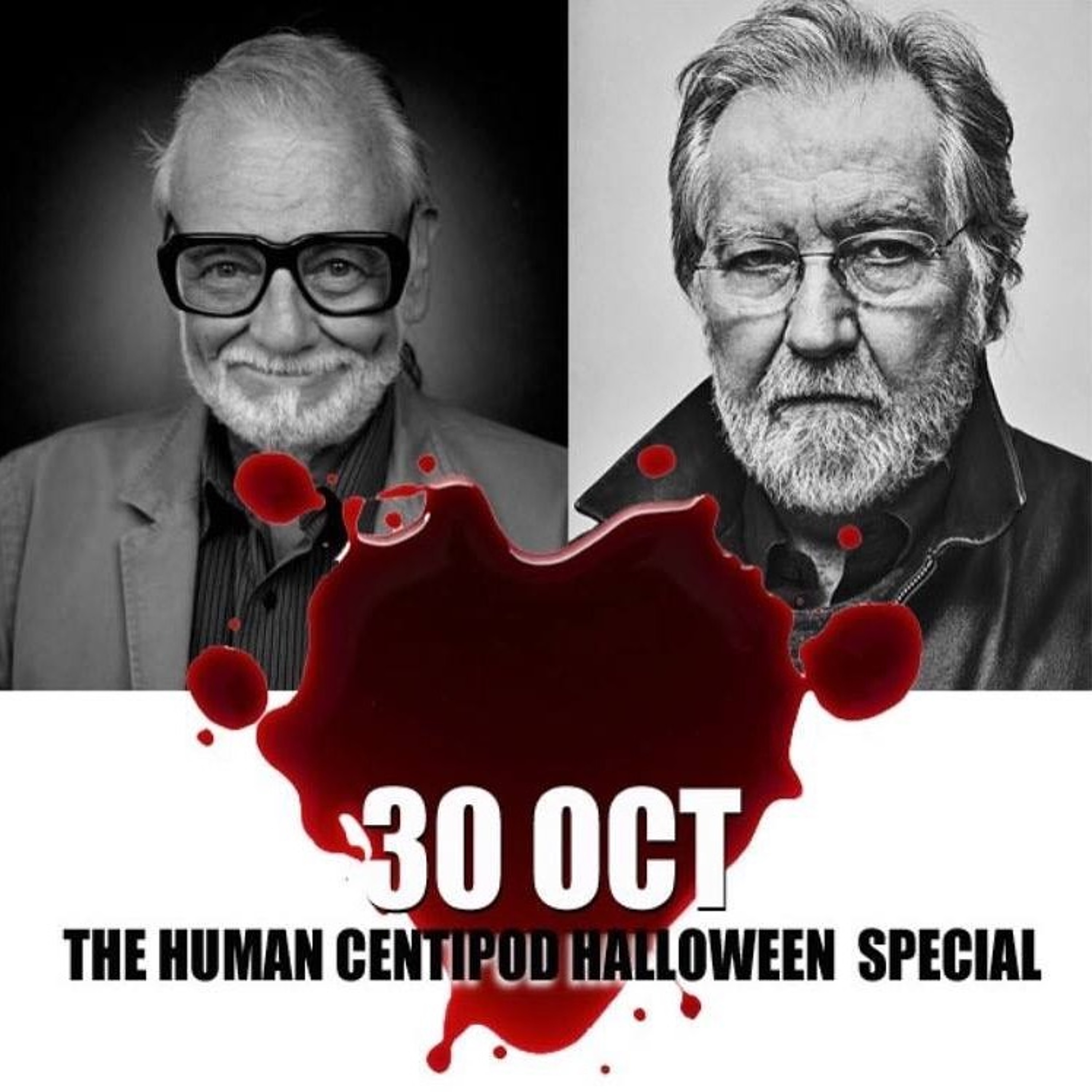 EPISODE 24: Chainsaws and Ghouls - Requiem for Tobe Hooper and George A. Romero.
