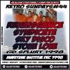 RETRO SUNDAY'S #44  SKY DISCO X SYNDICATE X RENAISSANCE X STONE LOVE@SPLURT 1998