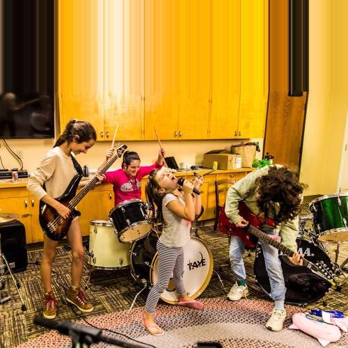 The Rock 'n' Roll Camp for Girls