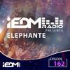 Elephante - iEDM Radio 162 2017-10-30 Artwork
