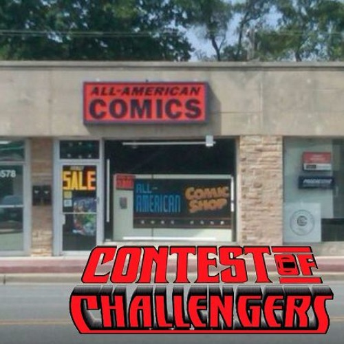 Buy the comic, then we'll talk about it. That's your conversation. (Contest of Challengers)