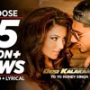 Exclusive  LOVE DOSE Full Video Song   Yo Yo Honey Singh, Urvashi Rautela   Desi Kalakaar