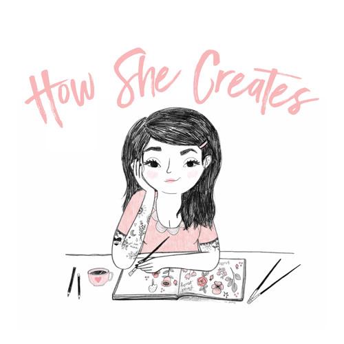 Ep 205 Creative Self-Care with Caroline Zook