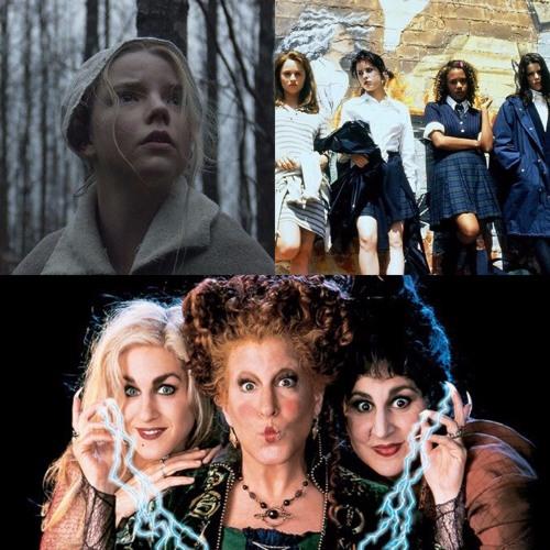 33. Halloween Extravaganza, Costume in Film: The Witch, The Craft & Hocus Pocus