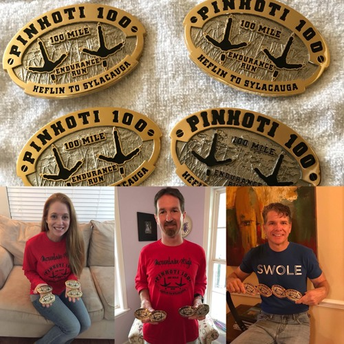 84: Running the 5th Pinhoti 100:  Talking with Emily Kennedy, Bob Watters, and Michael Roy