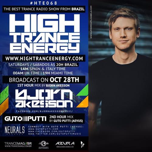 Guto Putti & Bjorn Akesson Presents High Trance Energy Ep.068