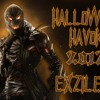 Halloween Havok 2017 - EXZILE (Free Download) Portada del disco