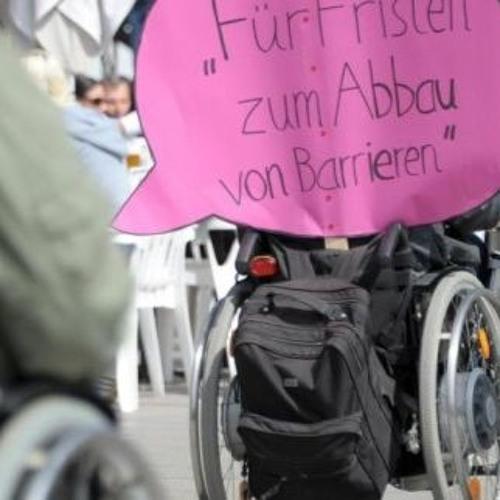 Stooszyt: Mehr Menschen mit Behinderung in die Politik