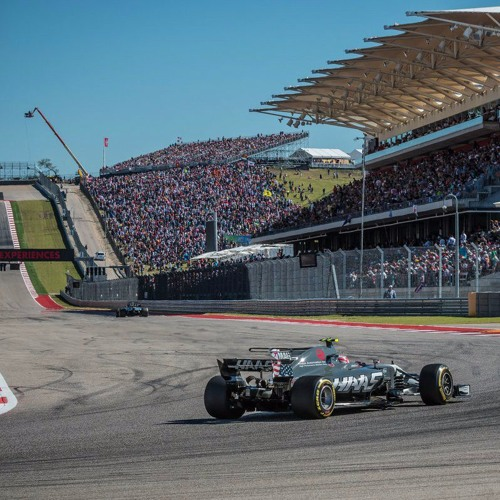 The Final 3 Minutes of our F1 USGP broadcast at COTA