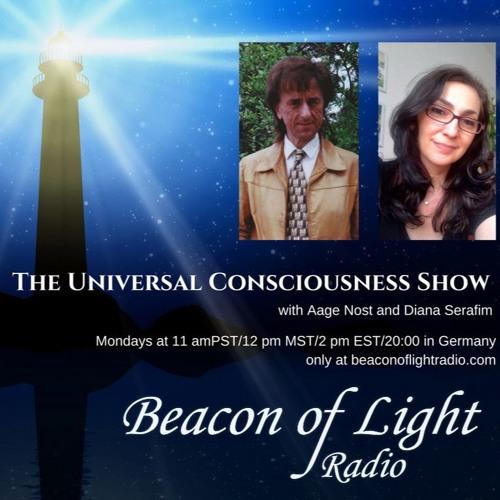 The Universal Consciousness Show 10.30.17