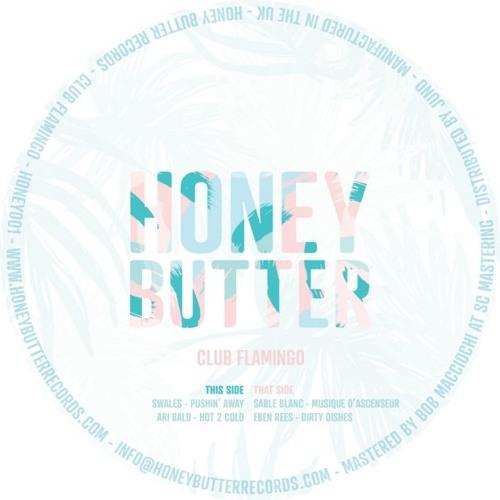 Eben Rees - Dirty Dishes [Honey Butter Records] [MI4L.com]
