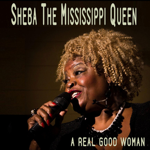 Pourin' Rain by Sheba The Mississippi Queen