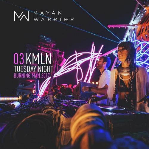 KMLN - Mayan Warrior - Burning Man - 2017
