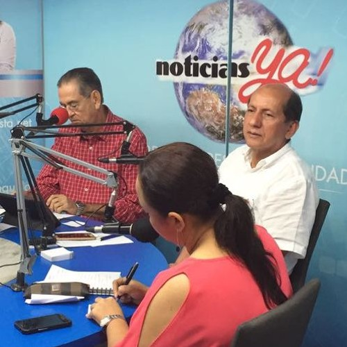 Gr Luis Mendieta en entrevista para La Voz de la Costa