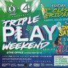 The Triple Play Weekend Series Promo Cd Dj Extreme And Dj Non Stop Mp3