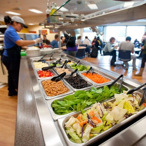 Coffee & Conversations 1 - Food Service & Sustainability at Steamboat Campus