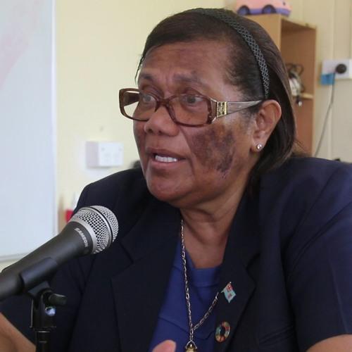 FemTALK89FM (Oct'17): Her Excellency - Litia Mawi