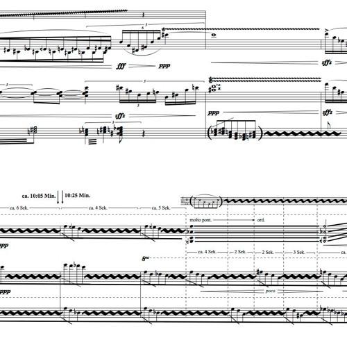 Spielraum for Accordion and Viola / DUO2KW Munich