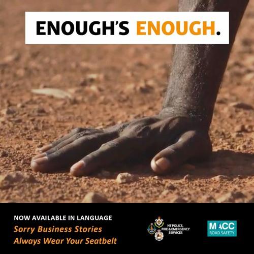Yolgnu Matha - Enough's Enough