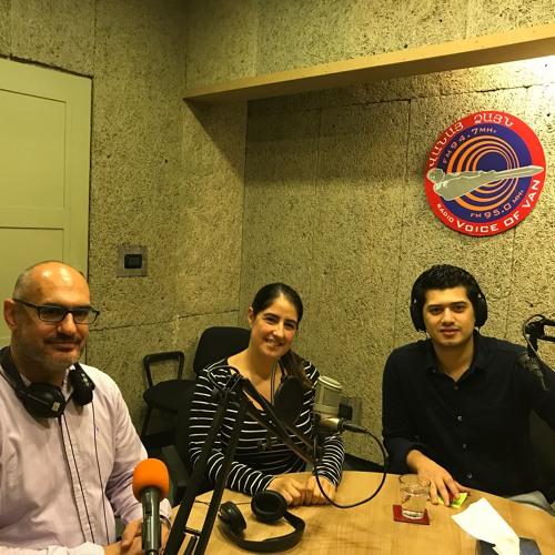 Haygagan Ashkhari Lourer 31 - 10 - 2017 Bedo Demirjian & Harout Shirinian