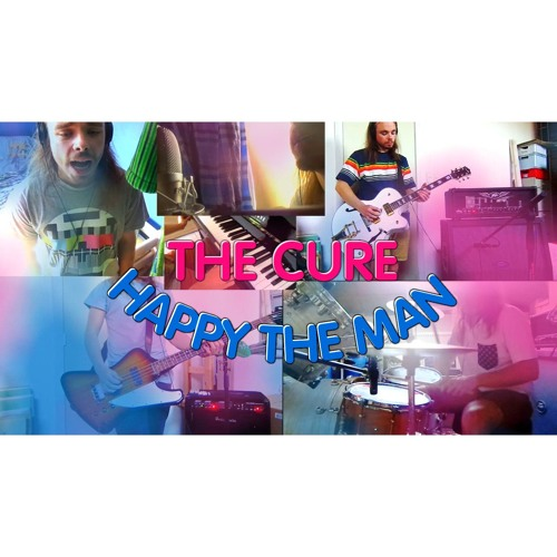 Happy The Man - Elskyo (The Cure Cover) - (backing)vocals|drums|bass|guitar|synthesizer|the top|full