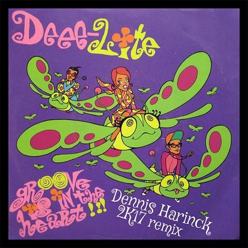 DEEE-LITE - Groove is in the heart (Dennis Harinck 2K17 remixes)