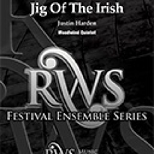 Jig Of The Irish by Justin Harden
