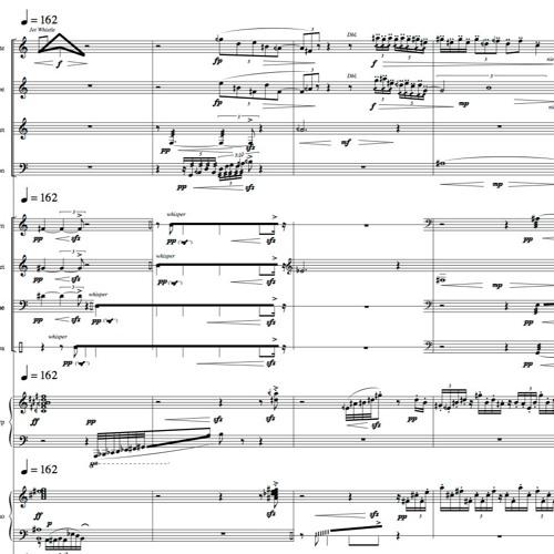 Départ for large Ensemble