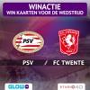 [Middag Mario] Denise 'trick or treat' zichzelf naar PSV - FC Twente