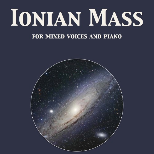 Ionian Mass (MIDI) extracts