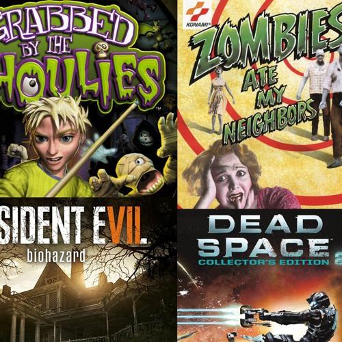 The Gaming Marathon #200: Gaming Spooktacular IV