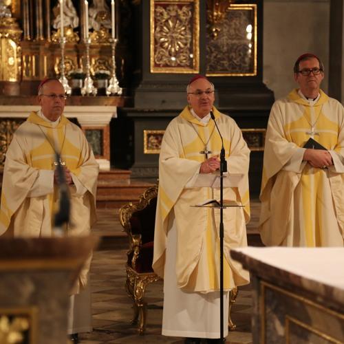 Predigt von Bischof Rudolf Voderholzer am Fest des hl. Wolfgang von Regensburg 2017