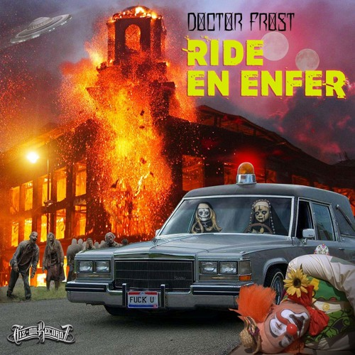 Doctor Frost - Ride en Enfer (Trailer)