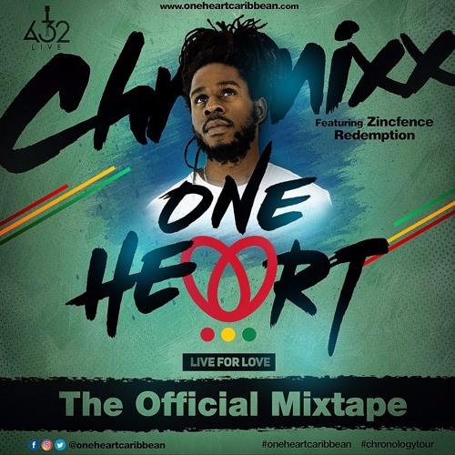 ONE HEART Mixtape - Chronixx - Nov 24th