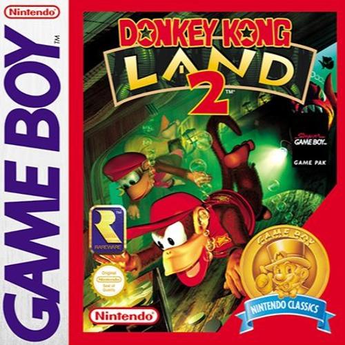 Donkey Kong Land 2 - Zinger's Revenge (Flight of the Zinger Cover)