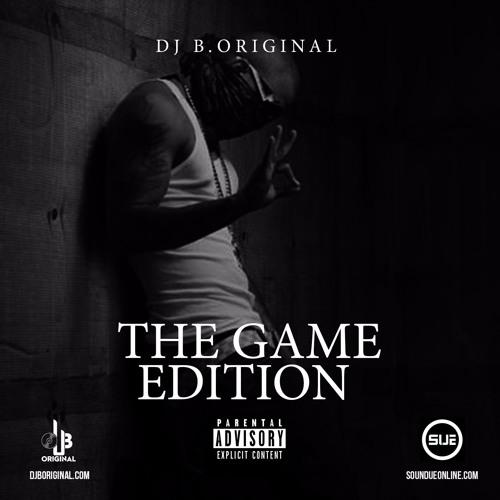 Black Light Nov 2017 Mixtape: The Game Edition Nov 2017