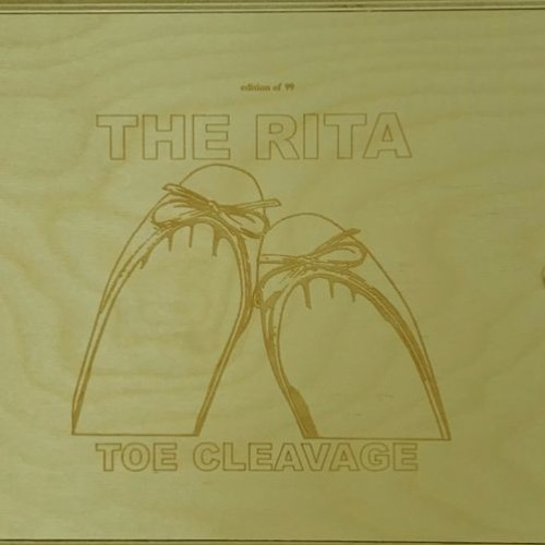 The Rita - Toe Technique 1 Extract (from Toe Cleavage Box Set)